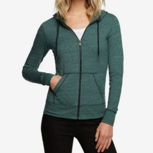 American Giant Soft Green Heathered Lightweight Jacket S